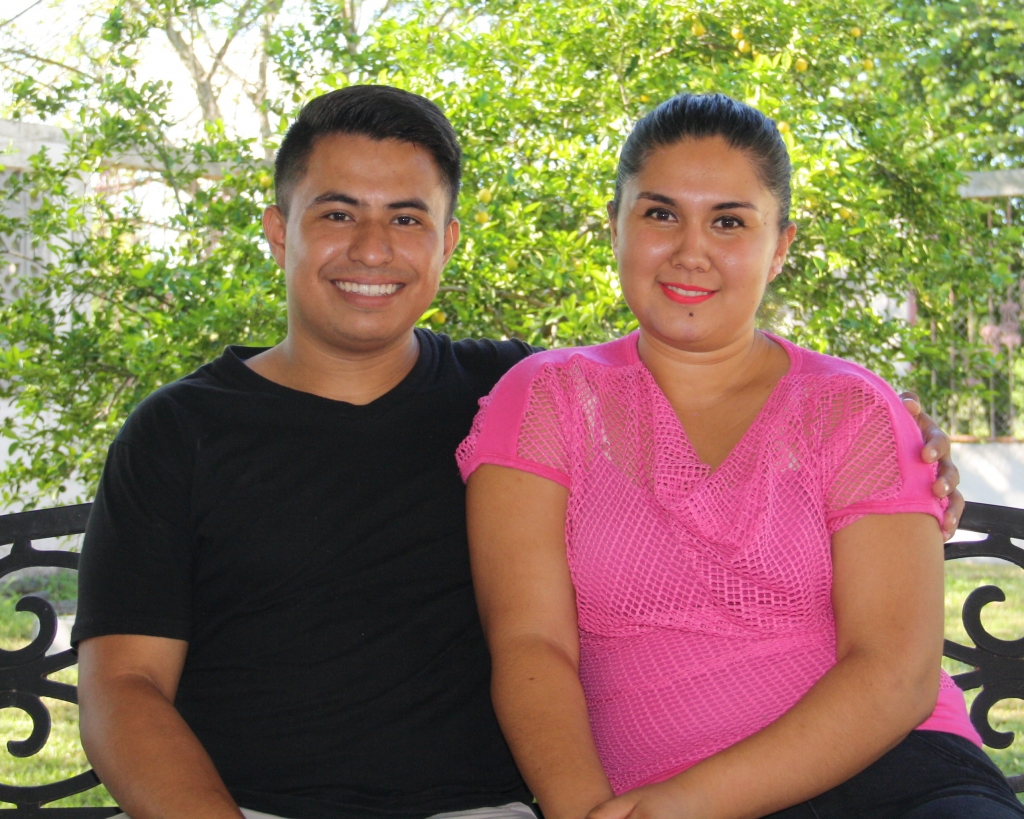 Cesar and Wendy