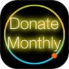 Donate Monthly (Select Amount)